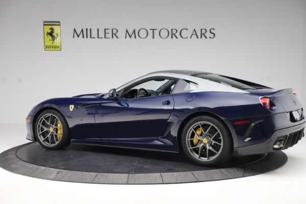 Used 2011 Ferrari 599 GTO for sale $565,900 at McLaren Greenwich in Greenwich CT 06830 4