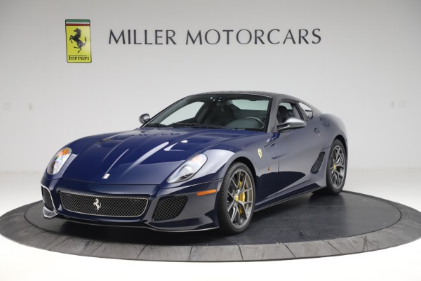 Used 2011 Ferrari 599 GTO for sale $565,900 at McLaren Greenwich in Greenwich CT 06830 1