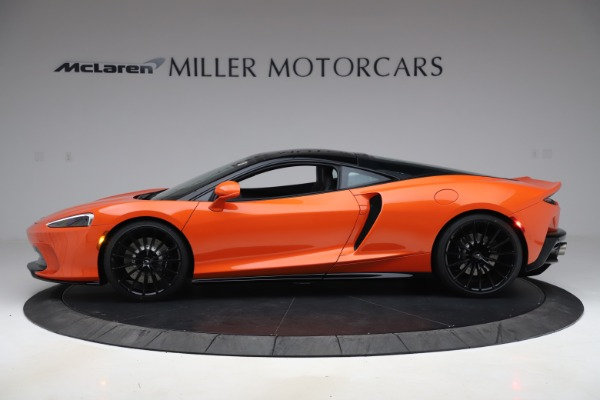 New 2020 McLaren GT Coupe for sale $246,975 at McLaren Greenwich in Greenwich CT 06830 2