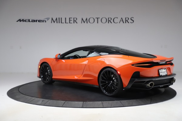New 2020 McLaren GT Coupe for sale $246,975 at McLaren Greenwich in Greenwich CT 06830 3