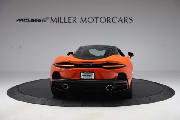 New 2020 McLaren GT Luxe for sale $246,975 at McLaren Greenwich in Greenwich CT 06830 4