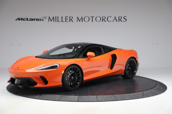 New 2020 McLaren GT Coupe for sale $246,975 at McLaren Greenwich in Greenwich CT 06830 1