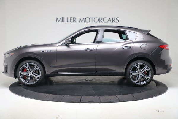New 2020 Maserati Levante S Q4 GranSport for sale $101,535 at McLaren Greenwich in Greenwich CT 06830 3