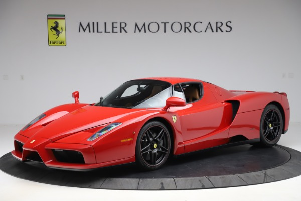 Used 2003 Ferrari Enzo for sale Call for price at McLaren Greenwich in Greenwich CT 06830 2