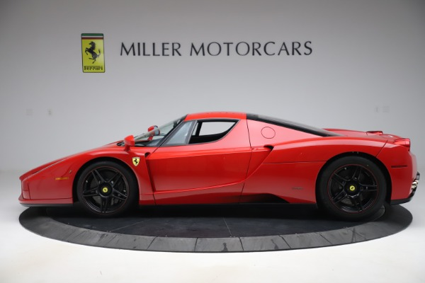 Used 2003 Ferrari Enzo for sale Call for price at McLaren Greenwich in Greenwich CT 06830 3