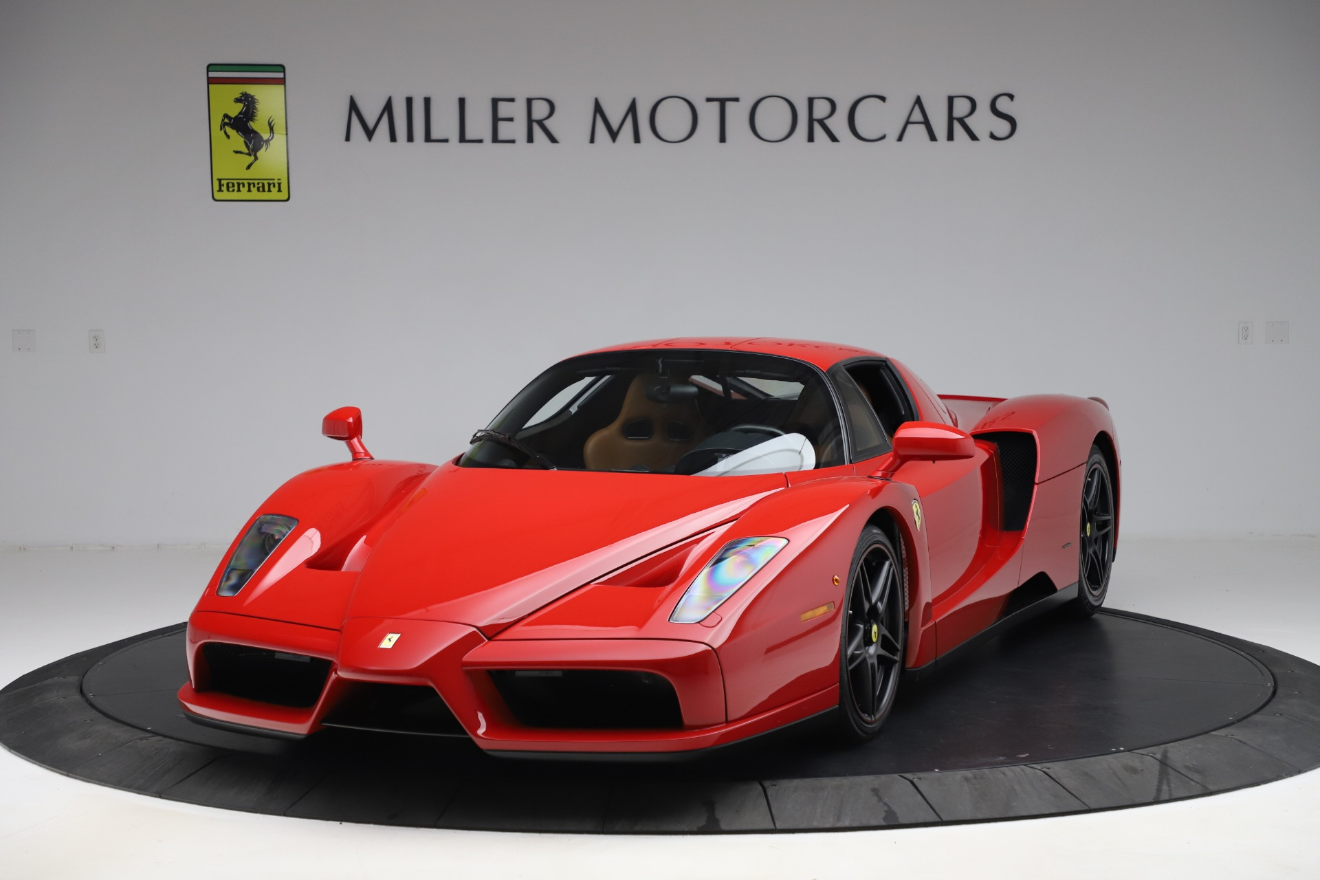 Used 2003 Ferrari Enzo for sale Call for price at McLaren Greenwich in Greenwich CT 06830 1
