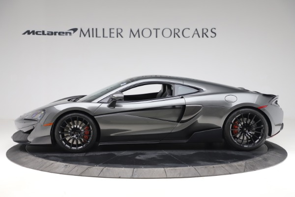 Used 2017 McLaren 570GT for sale Sold at McLaren Greenwich in Greenwich CT 06830 2