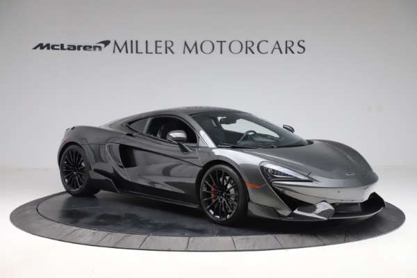 Used 2017 McLaren 570GT for sale Sold at McLaren Greenwich in Greenwich CT 06830 4