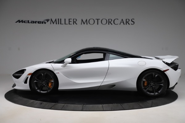 New 2020 McLaren 720S Coupe for sale $327,370 at McLaren Greenwich in Greenwich CT 06830 2