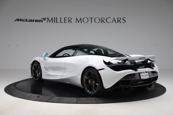New 2020 McLaren 720S Coupe for sale $327,370 at McLaren Greenwich in Greenwich CT 06830 3