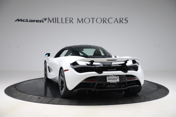 New 2020 McLaren 720S Coupe for sale $327,370 at McLaren Greenwich in Greenwich CT 06830 4