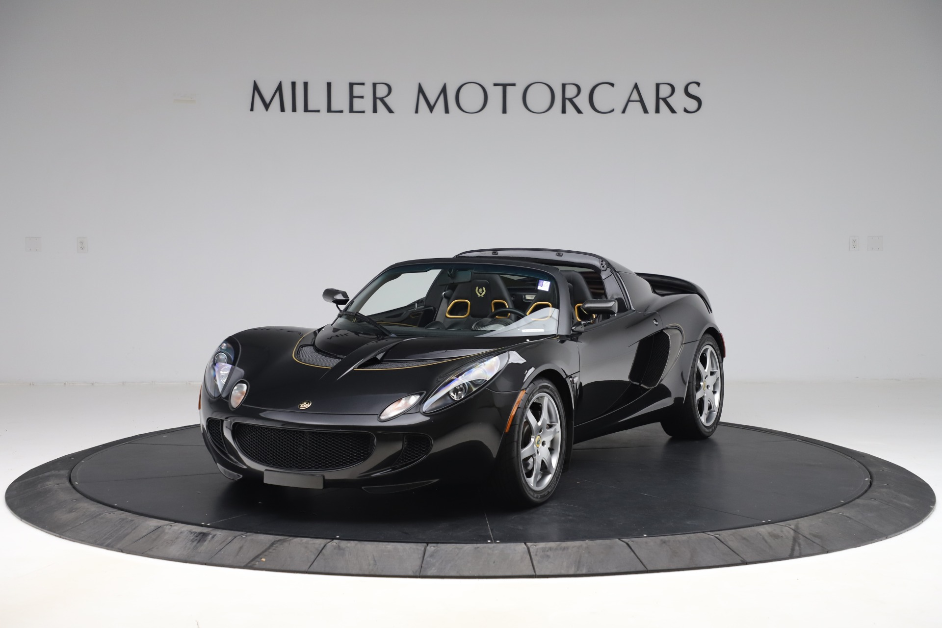 Used 2007 Lotus Elise Type 72D for sale $39,900 at McLaren Greenwich in Greenwich CT 06830 1