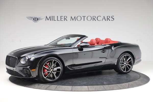 Used 2020 Bentley Continental GTC V8 for sale $269,900 at McLaren Greenwich in Greenwich CT 06830 2