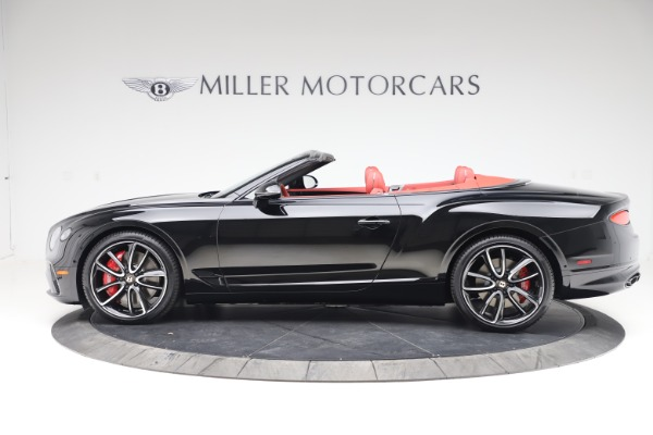 Used 2020 Bentley Continental GTC V8 for sale $269,900 at McLaren Greenwich in Greenwich CT 06830 3