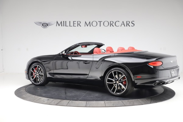 Used 2020 Bentley Continental GTC V8 for sale $269,900 at McLaren Greenwich in Greenwich CT 06830 4