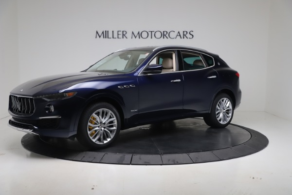 New 2020 Maserati Levante S Q4 GranLusso for sale $97,335 at McLaren Greenwich in Greenwich CT 06830 2