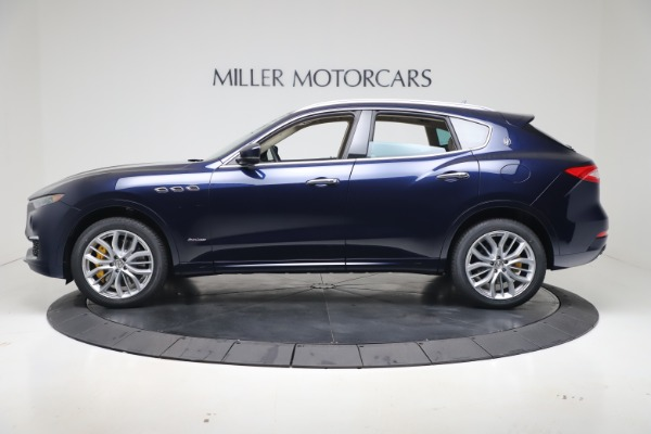 New 2020 Maserati Levante S Q4 GranLusso for sale $97,335 at McLaren Greenwich in Greenwich CT 06830 3