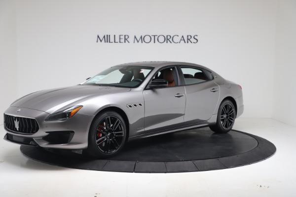 New 2020 Maserati Quattroporte S Q4 GranSport for sale $120,285 at McLaren Greenwich in Greenwich CT 06830 2
