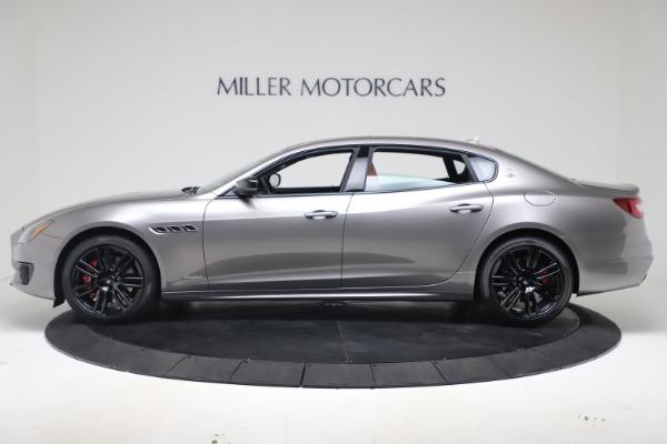 New 2020 Maserati Quattroporte S Q4 GranSport for sale $120,285 at McLaren Greenwich in Greenwich CT 06830 3