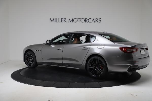 New 2020 Maserati Quattroporte S Q4 GranSport for sale $120,285 at McLaren Greenwich in Greenwich CT 06830 4
