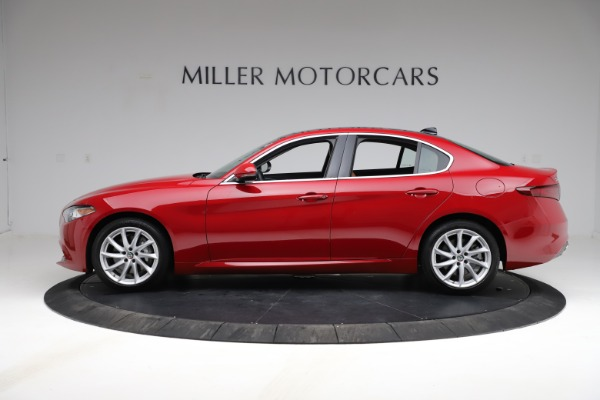 Used 2020 Alfa Romeo Giulia Q4 for sale Sold at McLaren Greenwich in Greenwich CT 06830 3
