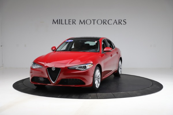 Used 2020 Alfa Romeo Giulia Q4 for sale Sold at McLaren Greenwich in Greenwich CT 06830 1