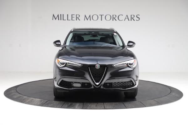 New 2020 Alfa Romeo Stelvio Q4 for sale $36,900 at McLaren Greenwich in Greenwich CT 06830 2