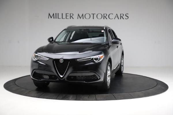 New 2020 Alfa Romeo Stelvio Q4 for sale $36,900 at McLaren Greenwich in Greenwich CT 06830 1