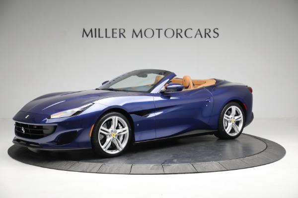 Used 2019 Ferrari Portofino for sale $234,900 at McLaren Greenwich in Greenwich CT 06830 2