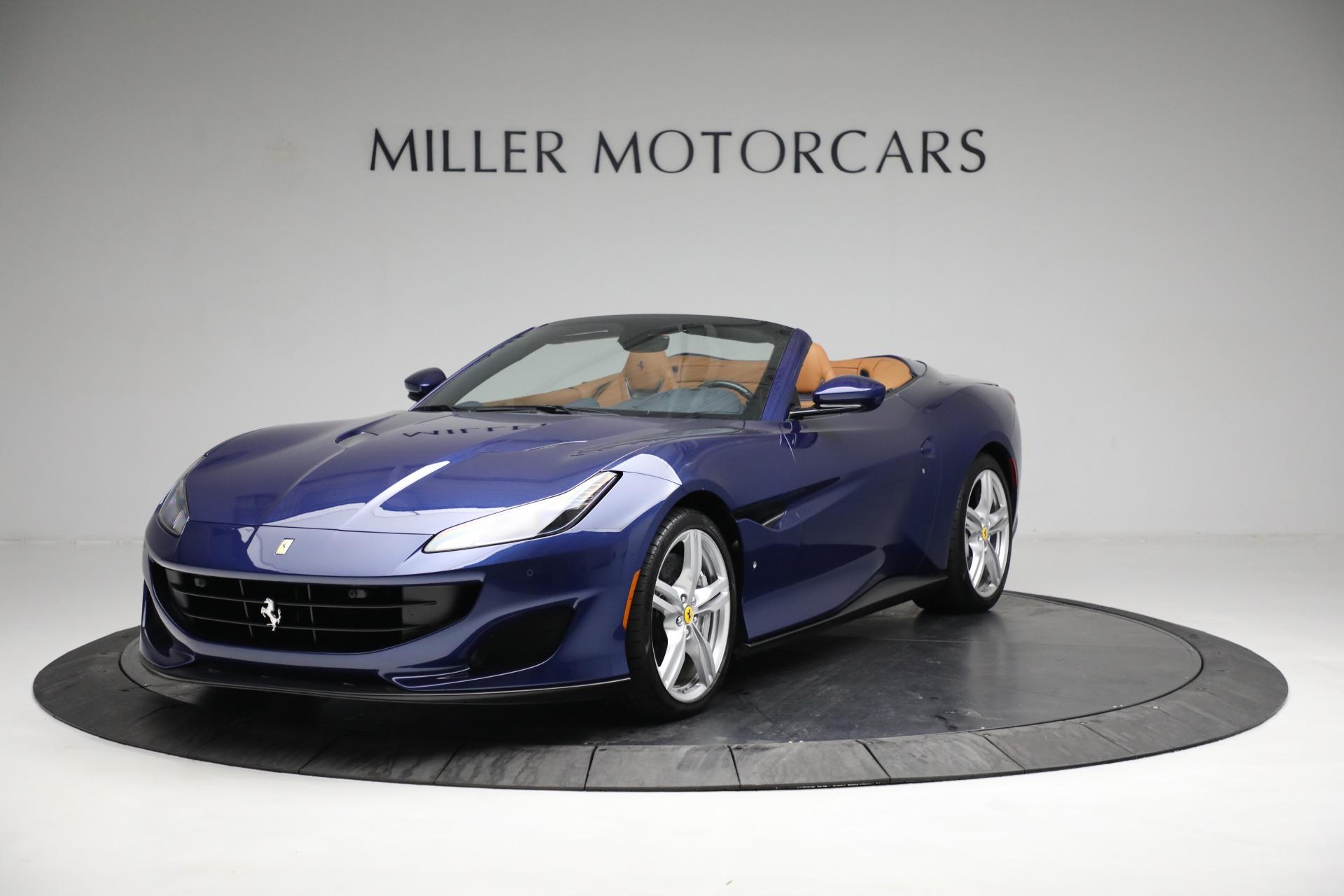 Used 2019 Ferrari Portofino for sale $234,900 at McLaren Greenwich in Greenwich CT 06830 1