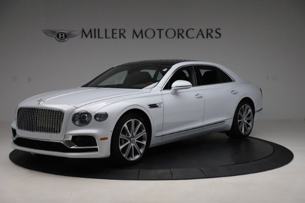 New 2020 Bentley Flying Spur W12 for sale $277,790 at McLaren Greenwich in Greenwich CT 06830 2