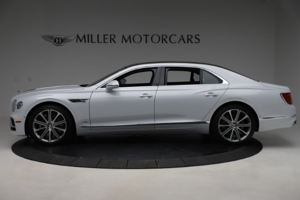New 2020 Bentley Flying Spur W12 for sale $277,790 at McLaren Greenwich in Greenwich CT 06830 3