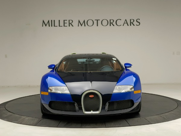 Used 2008 Bugatti Veyron 16.4 Base for sale Call for price at McLaren Greenwich in Greenwich CT 06830 3