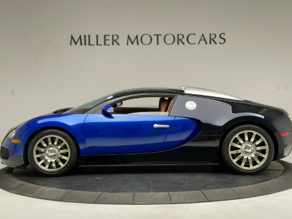 Used 2008 Bugatti Veyron 16.4 Base for sale Call for price at McLaren Greenwich in Greenwich CT 06830 4