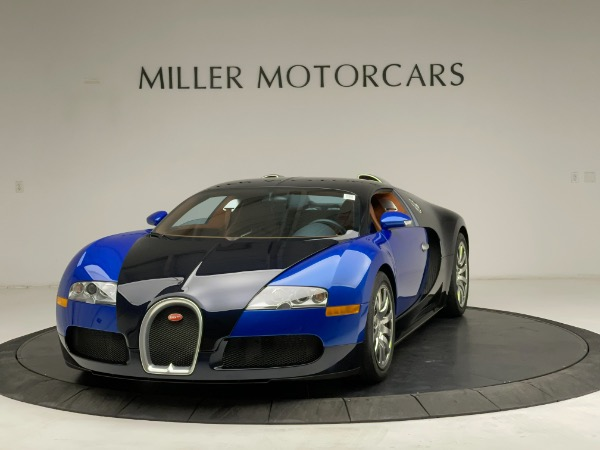 Used 2008 Bugatti Veyron 16.4 Base for sale Call for price at McLaren Greenwich in Greenwich CT 06830 1