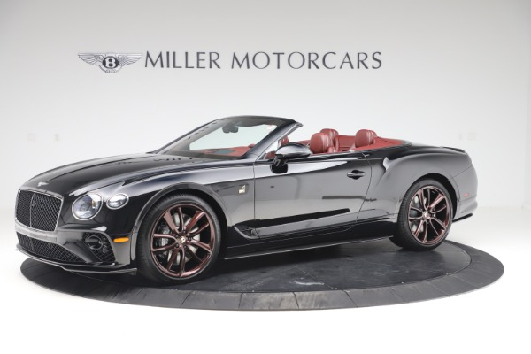 New 2020 Bentley Continental GTC Number 1 Edition for sale Sold at McLaren Greenwich in Greenwich CT 06830 2