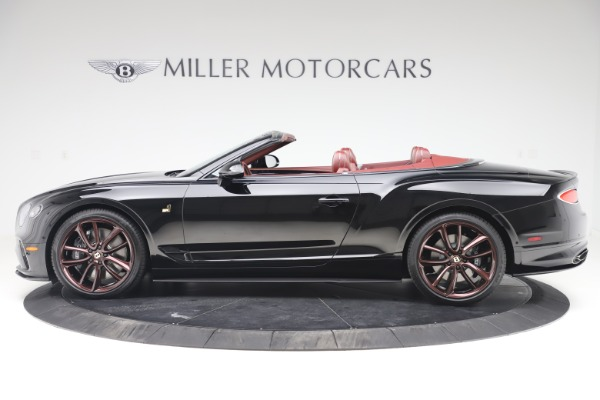 New 2020 Bentley Continental GTC Number 1 Edition for sale Sold at McLaren Greenwich in Greenwich CT 06830 3