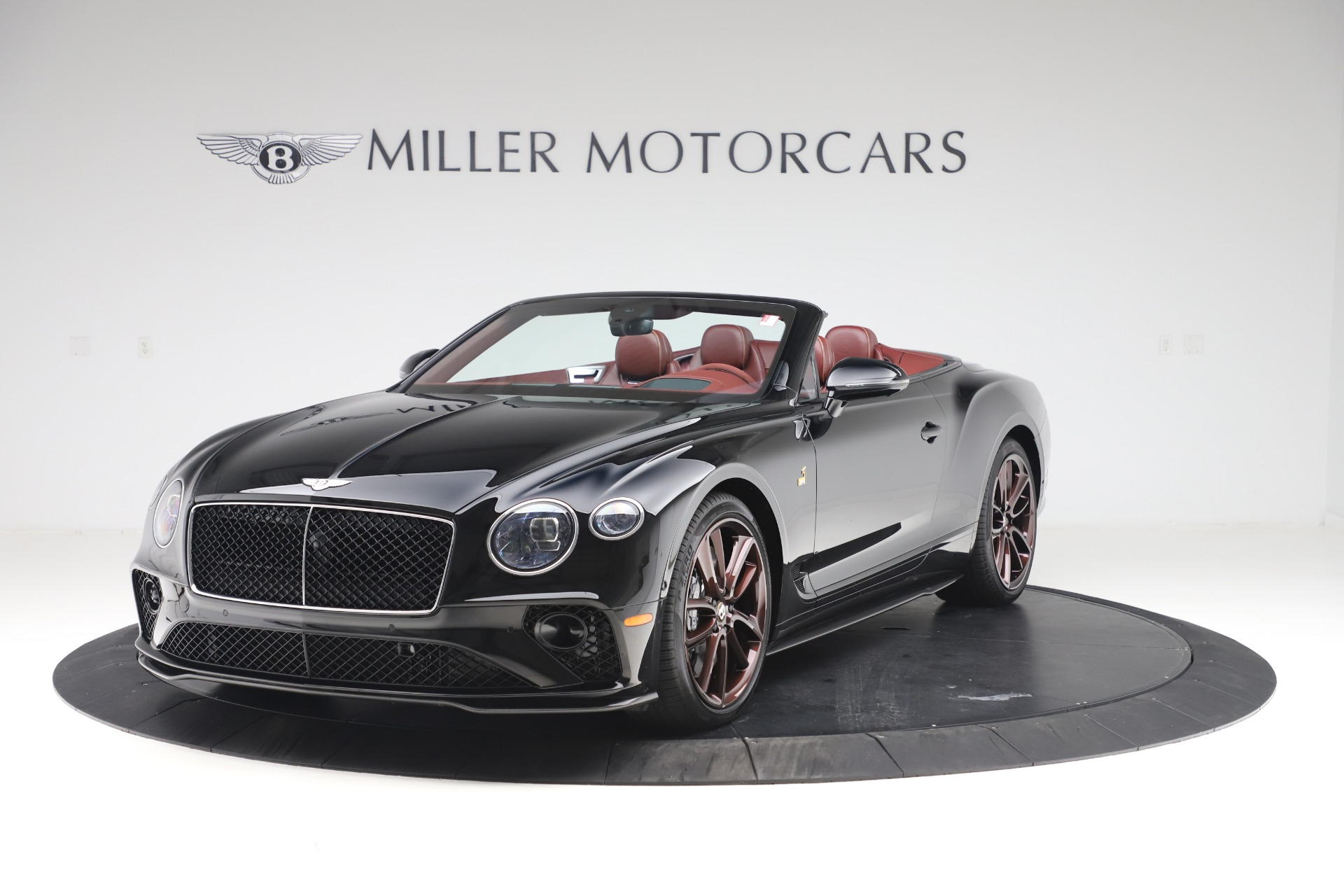 New 2020 Bentley Continental GTC Number 1 Edition for sale Sold at McLaren Greenwich in Greenwich CT 06830 1