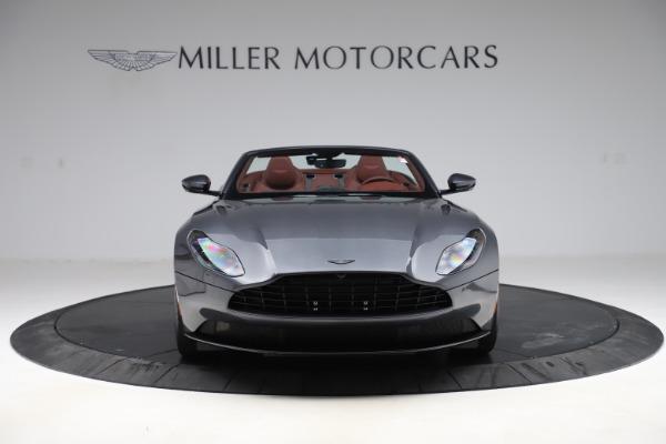New 2020 Aston Martin DB11 Volante Convertible for sale $263,681 at McLaren Greenwich in Greenwich CT 06830 2