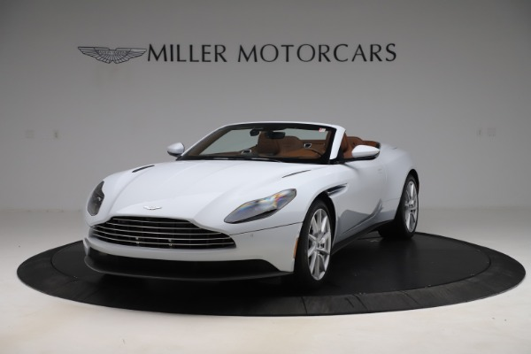 New 2020 Aston Martin DB11 Volante Convertible for sale $244,066 at McLaren Greenwich in Greenwich CT 06830 2