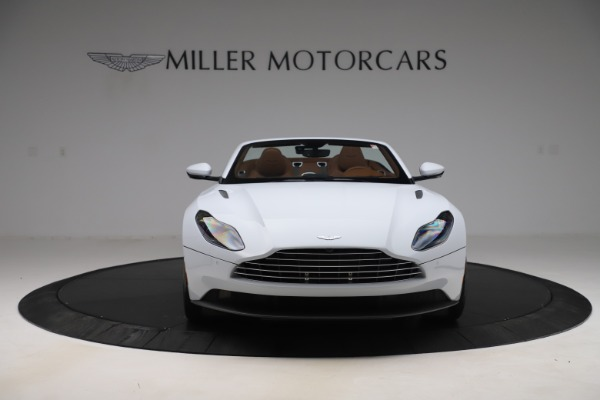 New 2020 Aston Martin DB11 Volante Convertible for sale $244,066 at McLaren Greenwich in Greenwich CT 06830 3