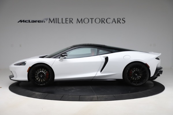New 2020 McLaren GT Coupe for sale $257,242 at McLaren Greenwich in Greenwich CT 06830 2