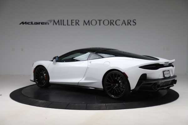 New 2020 McLaren GT Coupe for sale $257,242 at McLaren Greenwich in Greenwich CT 06830 3