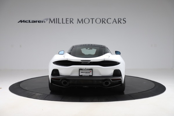 New 2020 McLaren GT Coupe for sale $257,242 at McLaren Greenwich in Greenwich CT 06830 4