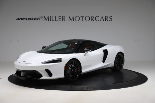 New 2020 McLaren GT Coupe for sale $257,242 at McLaren Greenwich in Greenwich CT 06830 1