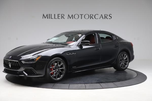 New 2020 Maserati Ghibli S Q4 GranSport for sale $94,785 at McLaren Greenwich in Greenwich CT 06830 2
