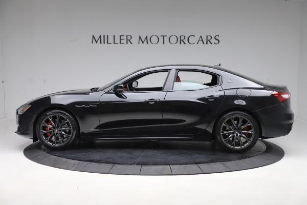 New 2020 Maserati Ghibli S Q4 GranSport for sale $94,785 at McLaren Greenwich in Greenwich CT 06830 3