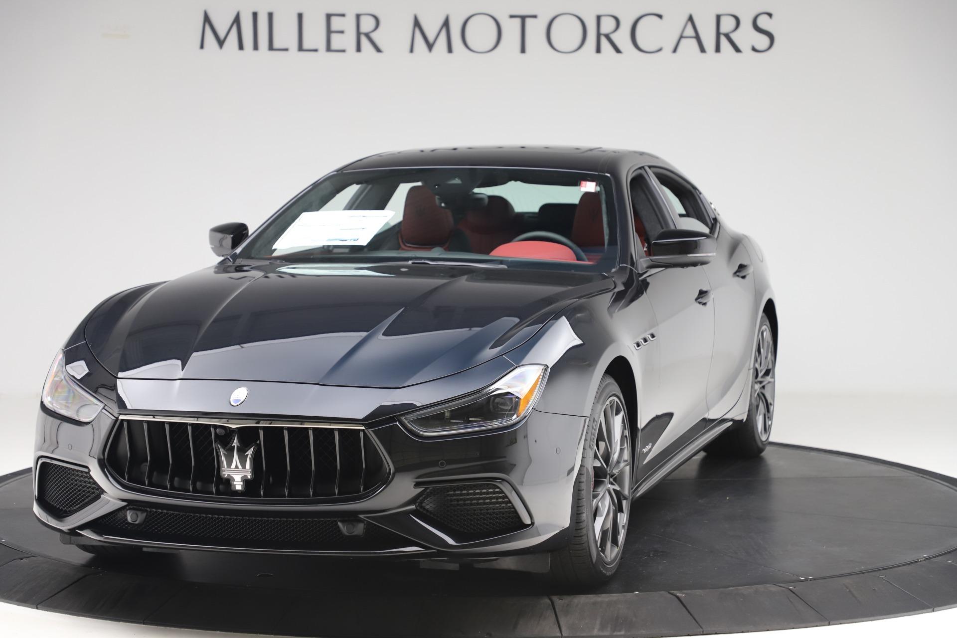 New 2020 Maserati Ghibli S Q4 GranSport for sale $94,785 at McLaren Greenwich in Greenwich CT 06830 1
