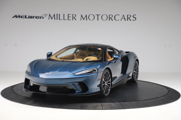 New 2020 McLaren GT Coupe for sale $236,675 at McLaren Greenwich in Greenwich CT 06830 2