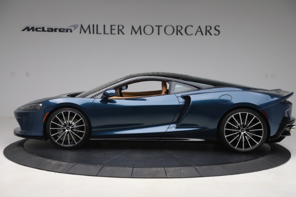 New 2020 McLaren GT Coupe for sale $236,675 at McLaren Greenwich in Greenwich CT 06830 3